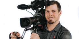 Houston, TX - Kirby Clarke <br> Video Production Cameraman