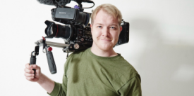 New York City - Chris Halleen<br> Video Production Cameraman