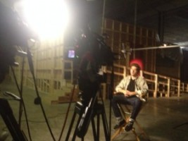 Atlanta Shoots behind the scenes for MTV